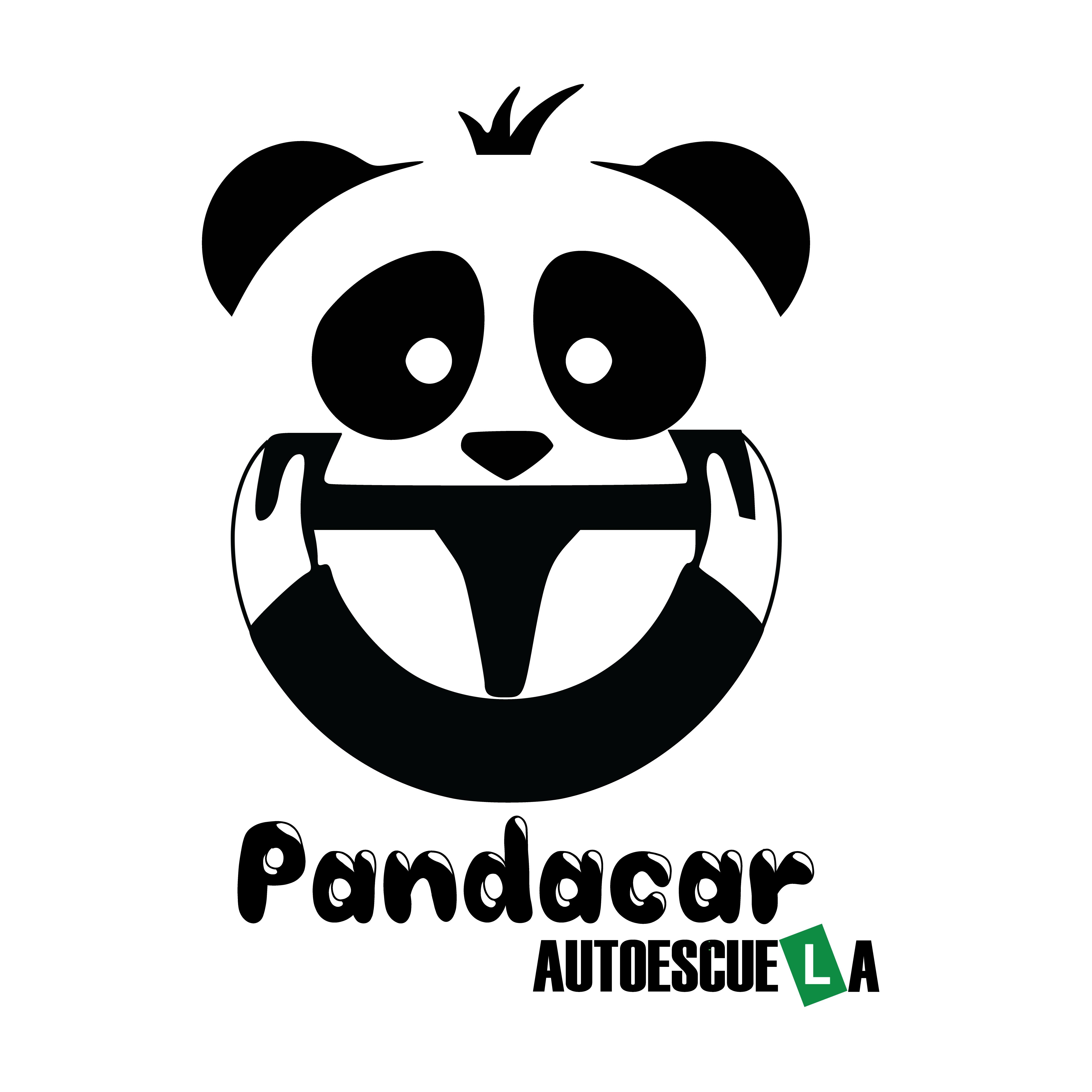 Logotipo Pandacar Autoescuela